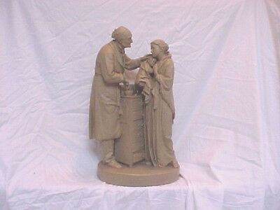 John Rogers Group of Statuary 'CHARITY PATIENT '