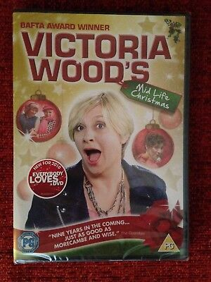 Victoria Wood - Midlife Christmas [DVD] Comedy - Brand New - Shrink Wrapped