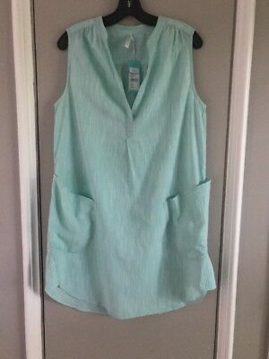 668edc4fa962b Seafolly Tunic Cover Up Beach Shirt Bathing Suit Topper S Fabulous! Nwt New