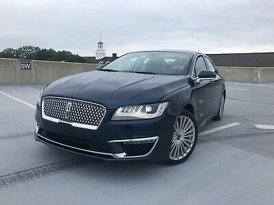 2017 Lincoln MKZ/Zephyr RESERVE 2017 Lincoln MKZ/Zephyr RESERVE AWD LOADED