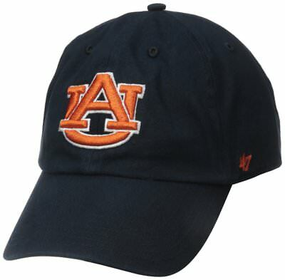 new arrival 20a4b 17815 Auburn Tigers NCAA  47 Clean Up Adjustable Hat, One Size, ...