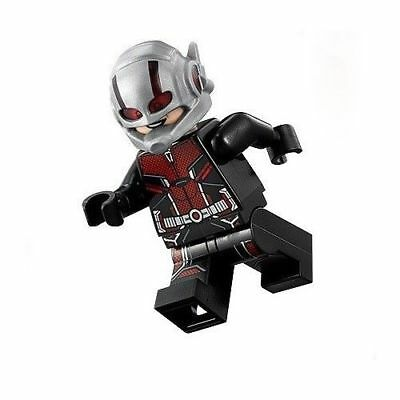 Authentic New Marvel Ant-Man From Quantum Realm Explorers | 76109 Minifig Only!