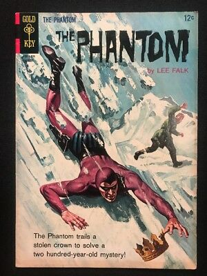 The Phantom #13 VG+ 1965 Gold Key