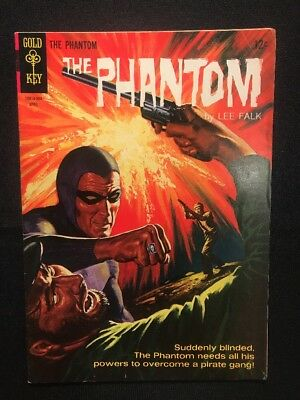 The Phantom #11 FN 1965 Gold Key