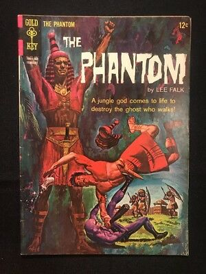 The Phantom #10 VG 1965 Goldkey