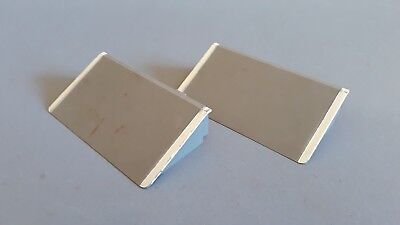 Triang Moldex R65 Platform Ramp X 2 V.good Condition Unboxed Oo Gauge(Fp)