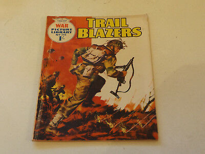 WAR PICTURE LIBRARY NO 246!,dated 1964!,GOOD for age,great 54!YEAR OLD issue.
