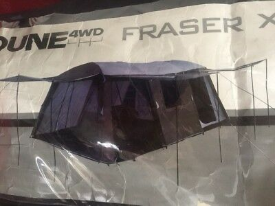 Large Tent, Dune 4WD FRASER XL 12 person
