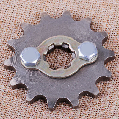 420 14T 17mm Front Chain Sprocket Gear Fit 50cc 70cc 125cc Engine Pit Bike ATV