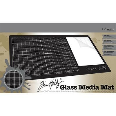 Tim Holtz Glass Media Mat - NEW! In Stock!