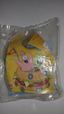 2004 Burger KIng Spongebob Squarepants Movie Plankton Toy NIP