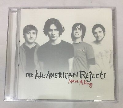 The All-American Rejects - Move Along (Sealed)CD