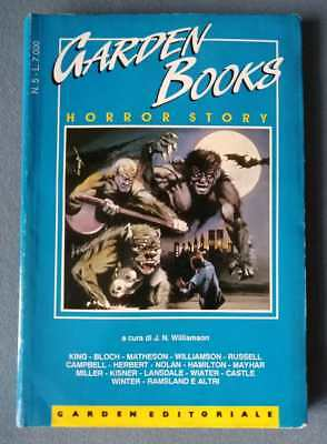 Horror Story N. 5 - King, Bloch, Matheson - Garden Editoriale - 1989