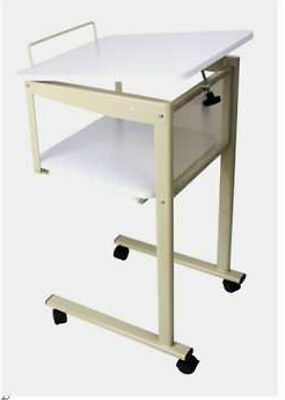 Sapphire AV laptop and projector stand trolley