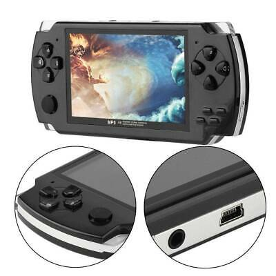 4.3'' 8GB 32Bit 1000 Games Built-In Portable Handheld MP4 MP5 Video Game Console