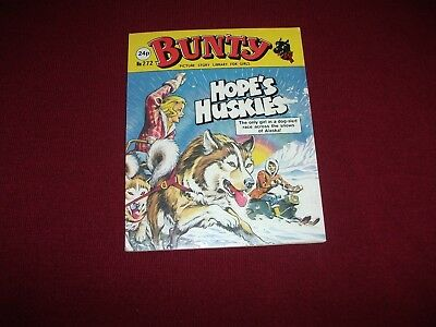 BUNTY  PICTURE STORY LIBRARY BOOK from the 1980's - never been read.ex condit!