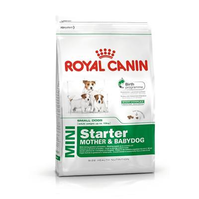 Royal Canin Mini Starter Mother & Baby Dog/Puppy Complete Food
