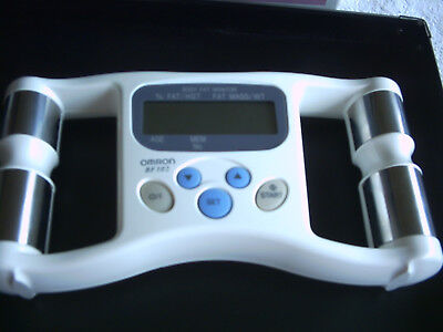 Omron Body Logic Body Fat Monitor HBF-302-E  BF-302