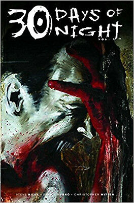 30 Days of Night Volume 2, Niles, Steve, Excellent Book