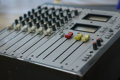 Soundcraft Lm1, Mixer, with english Manual (works fine except for Limiter!!!)