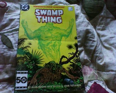 1st CONSTANTINE APP. SWAMP THING 37 2nd SERIES DC AMERICAN COMIC