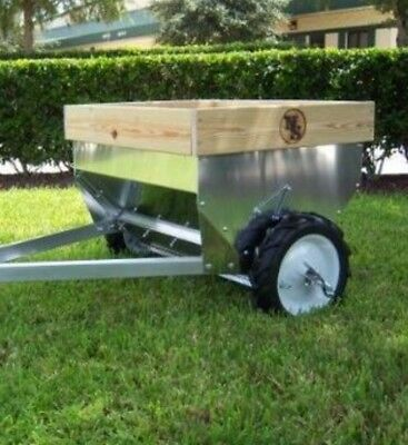 Manure Spreader for Small Farm or up to 8 Stall barn