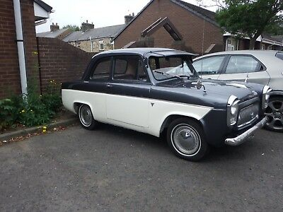ford 100e tax and mot free new engine loads of history