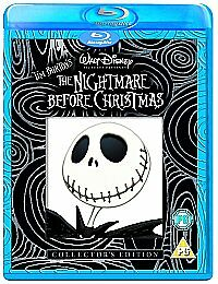 The Nightmare Before Christmas (Blu-ray, 2008) New & Sealed