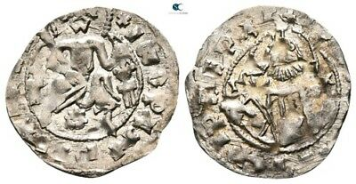 Savoca Coins Medieval Silver Coin 0,43g/16mm $KBP3205