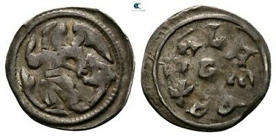 Savoca Coins Medieval Silver Coin 0,48g/11mm $KBP3206