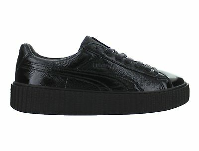 premium selection 8b247 47c4f Mens Puma x Fenty By Rihanna Creeper Cracked Leather Puma Black 364641-01