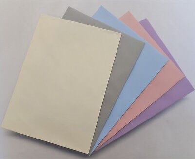Quality Envelopes for Greeting Cards - Pastel Colours