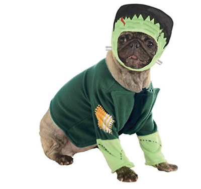 Rubies Pet Costume, Frankenstein, Classic Movie Monsters Collection, Small