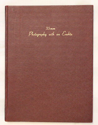 Book: 35 mm Photography with an Exakta, 1952