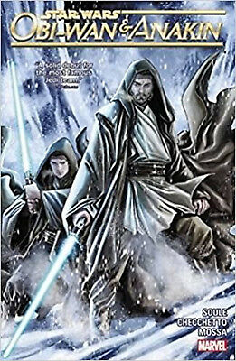 Star Wars: Obi-Wan and Anakin (Star Wars (Marvel)), Charles Soule, Excellent Boo