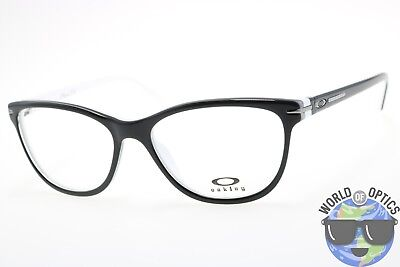 650df59977 Oakley RX Eyeglasses OX1112-0653 Stand Out Women s Black   Wht Frame  53-