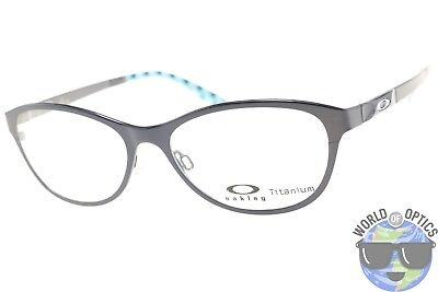 d0cfd97882 Oakley RX Eyeglasses OX5084-0252 Women s Promotion Midnight Frame  52-16-139