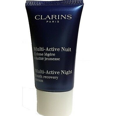 Clarins Multi-Active Night Youth Recovery Cream 15ml Night Treatments Skin Care