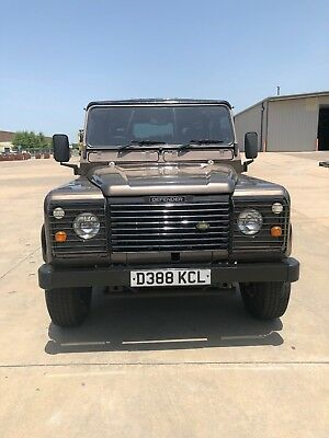 1989 Land Rover Defender 110 5 door wagon 1989 land rover defender