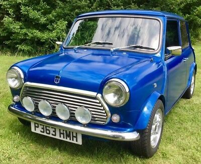 Limited Edition One Off Rover Mini Equinox 1996 13 Spi Cooper