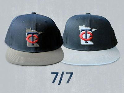 ccb37f9c46ec8 ... canada discount code for sga 2018 minnesota twins flash cap hat brand  new never worn with