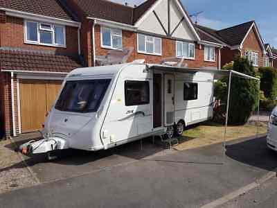 ****REDUCED**** 2008 Elddis liberte 21/4 immaculate fixed bed, won't be disappoi