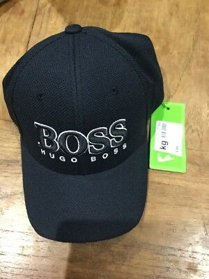 96cc6785981 AUTHENTIC HUGO BOSS Cap Hat White Adjustable Baseball - £24.99 ...