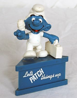 """Smurf-A-Gram  """"Let's PATCH things up"""""""