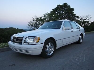 1998 Mercedes-Benz S-Class S320 LWB W140 1998 Mercedes S320 LWB W140 Excellent Maintenance and Condition, Needs Nothing!