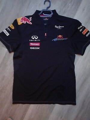 Red Bull Racing T Shirt Trikot Formel 1 L