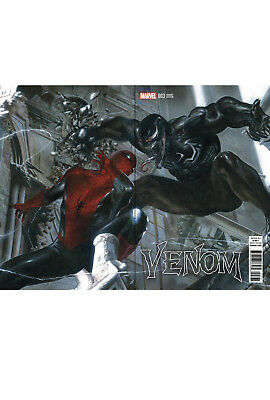 Venom #3 GABRIELE DELL'OTTO WRAPAROUND COLOUR, 1st Print NM