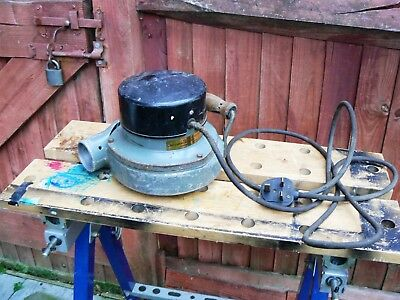 Vintage Industrial Fume Extractor Air Blower Mover Dryer Portable 1000W