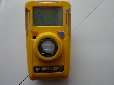 BW Clip h2s gas monitor