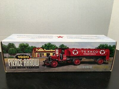 Estate Find ERTL 1920 Pierce Arrow Cab & Tanker NIB Never Removed From Box